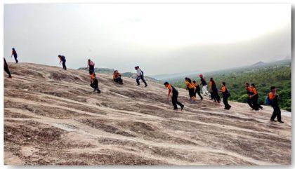 Boarders Trekking