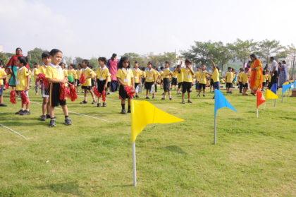 Mini Edi Sports Day
